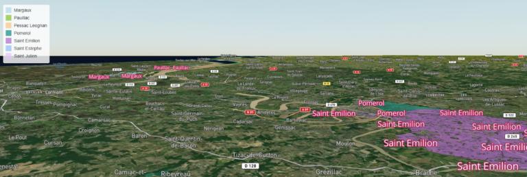 Saturnalia Wine Explorer for Bordeaux